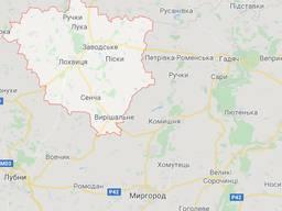 Продажа с/х предприятия, Полтавская обл. Лохвицкий р-н