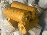 Продажа топливных брикетов из соломы от производителя ФХ Быхкало - фото 3