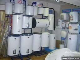 Продажа, установка, чистка и ремонт водонагревателей