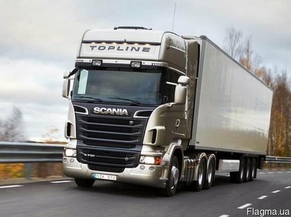 Продажа запчастей для гидравлических систем грузовиков Киев