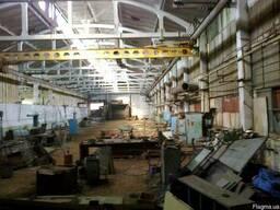 Промкорпус-склад 5430 кв. м. с админ. помещениями
