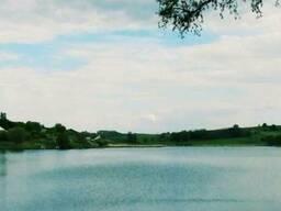 Продажа земельного участка в живописном месте на берегу озера, с. Веремья, Обуховский. ..