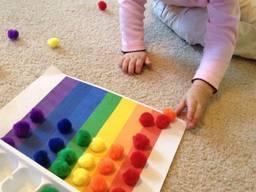 Продолжается набор на развивающие занятия для детей.