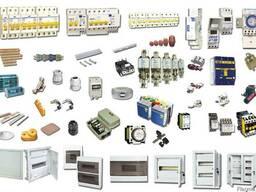 Продукция «ИЭК» (IEK, интерэлектрокомплект) в ассортименте