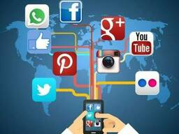 Продвижение и Реклама в Facebook и Instagram You Tube Vk