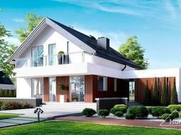 Проект дома от 150 грн/м2. Индивидуальное проектирование дом