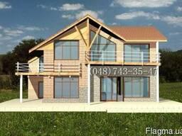 Проект и строительство дома