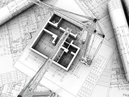 Проект, проекти будинку. 3D візуалізація, Архітектор, проект