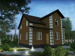 Проекти будинків, індивідуальне проектування від 20грн/м2