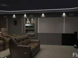 Проектирование и дизайн домашних кинотеатров в Киеве