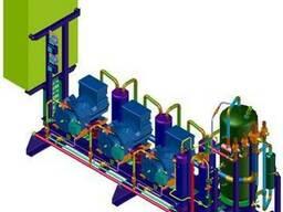 Проектирование холодильных конструкций