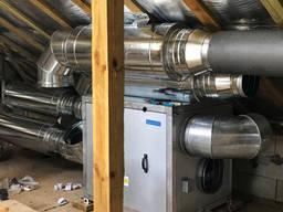 Монтаж систем вентиляций в Одессе