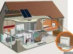 Проектирование и монтаж систем вентиляция и кондиционировани