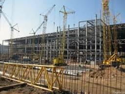 Проектирование и производство строительных металлических кон