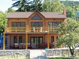 Проектирование и строительство каркасных домов