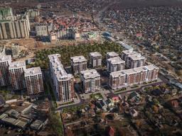 Проектирование и строительство Жилых комплексов