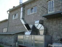Проектирование, изготовление, монтаж систем вентиляции