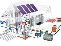 Проектирование, монтаж и сервисное обслуживание инженерных систем