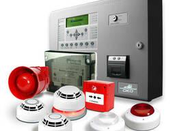 Проектирование, монтаж и тех. обсл. противопожарных систем
