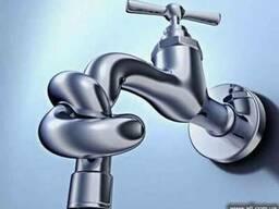 Проектирование и монтаж сетей водопровода в Одессе