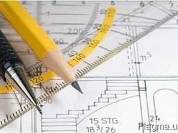 Проектирование объектов на выполнение общестроительных работ