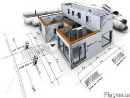 Проектирование производственных, промышленных комплексов