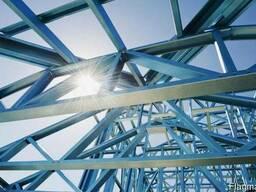 Проектирование, производство нестандартных металоконструкций