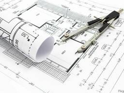 Проектирование промышленных зданий, складов, навесов, цехов,