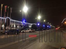 Проектирование уличного и декоративного освещения