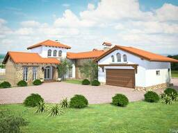 Проектирование загородных домов эконом класса