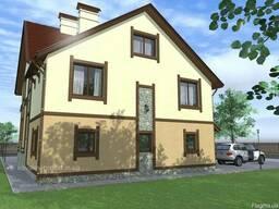 Проектирование жилых и общественных зданий, проекты домов