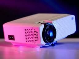 Проектор AUN D40 white. SD
