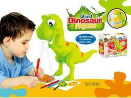 """Проектор """"Динозавр"""" 8189 (8189)"""