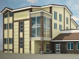 Проектування офісних будівель