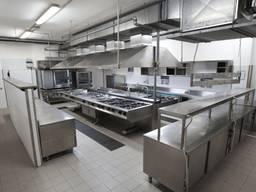 Проектування, виготовлення і монтаж виробів та предметів з нержавіючої сталі