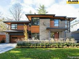 Проекты домов, коттеджей, дач, Архитектурное проектирование