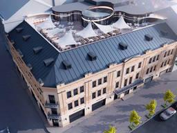 Проекты реконструкции зданий в исторической части город