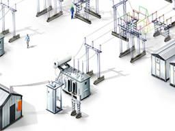 Проекты трансформаторных подстанций