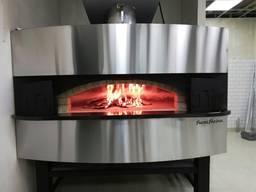 Професійна дров'яна піч Профессиональная дровяная печь