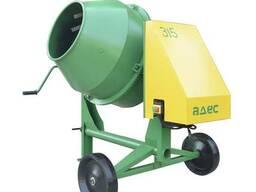 Профессиональная бетономешалка БС 315 литров