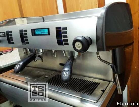 Профессиональная кофемашина Rancilio Classe 10