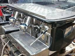 Профессиональная кофеварка Fiorenzato Lido 2 поста - фото 2