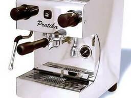 Профессиональная кофеварка Sab 1-постовая новая
