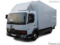 Профессиональная перевозка грузов по Запорожью и Украине.