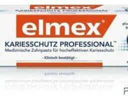 Профессиональная зубная паста Elmex Kariesschutz Professiona