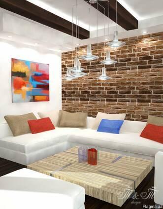 Профессиональный дизайн квартир, домов, ресторанов, офисов