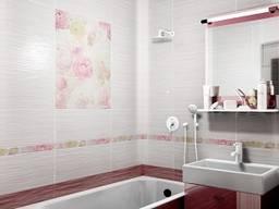 Профессиональный монтаж сантехники в ванной.