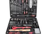 Профессиональный набор инструментов Intertool ET-6099 - фото 3