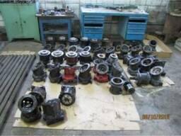 Профессиональный ремонт гидромоторов, гидронасосов