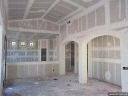 Профессиональный ремонт всех видов помещений